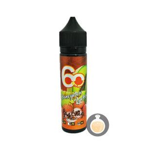 60 Symbols - Honeydew Lychee - Malaysia Vape E Juice & E Liquid Store