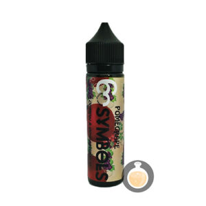 60 Symbols - Pomegrape - Malaysia Online Vape E Juice & E Liquid Store