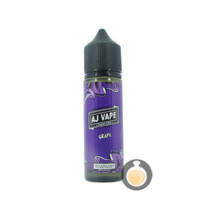 AJ Vape - Grape - Malaysia Best Vape E Juices & E Liquids Online Store