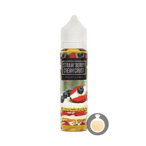 Bakery & Desert - Straw'Berry Cream Crust - Vape E Juices & E Liquids