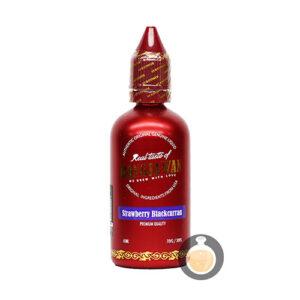 Bangsawan - Strawberry Blackcurrant - Vape E Juices & E Liquids Store