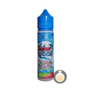 Cloudy O Funky (COF) - Super Cool Guava Peach - Vape Juice & E Liquid