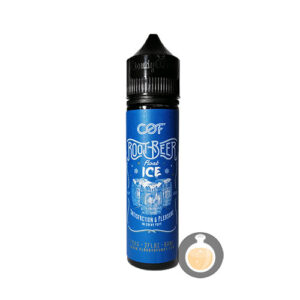 Cloudy O Funky (COF) - Root Beer Float Ice - Vape Juices & E Liquids