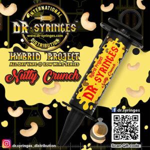 Dr Syringes - Nutty Crunch - Vape E Juices & E Liquids Online Store | Shop