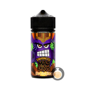 Evolution - Enhanced Mad Grapes - Online Vape E Juice & E Liquid Store