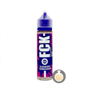 FCK ICE - Blueberry Bubblegum - Vape E Juices & E Liquids Online Store