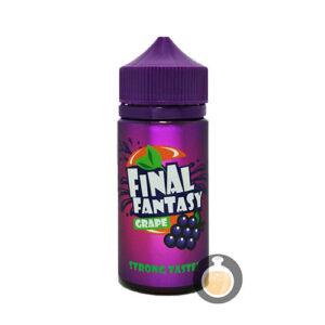 Final Fantasy - Grape - Best Vape E Juices & E Liquids Online Shop