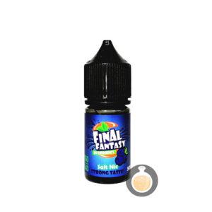 Final Fantasy - Blueberry Salt Nic - Best Vape Juice & E Liquid Store