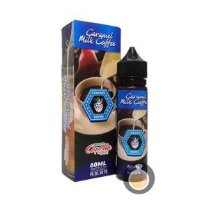 Flamingo E Lic - Caramel Milk Coffee - Vape E Juices & E Liquids Store
