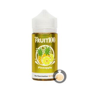 Fruit 100 - Pineapple - Best Online Vape Juice & E Liquid Store | Shop