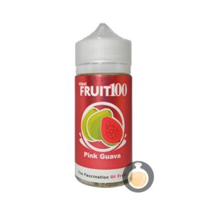 Fruit 100 - Pink Guava - Malaysia Vape E Juices & E Liquids Online Store