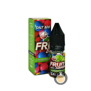 Fruit Bubblegum - Green Apple Salt Nic - Vape E Juices & E Liquids Store