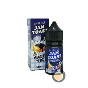 Jam Toast - Blueberry (Salt Nic)