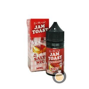 Jam Toast - Strawberry (Salt Nic)
