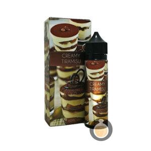 La Cream - Creamy Tiramisu - Malaysia Online E Juice & E Liquid Store