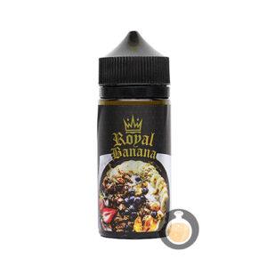 Majestic - Royal Banana - Malaysia Vape E Juices & E Liquids Online Store