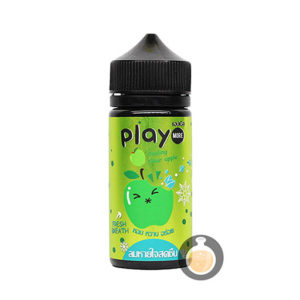Play More - Cooling Sour Apple - Vape E Juices & E Liquids Online Store