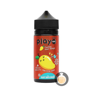 Play More - Cooling Sour Mango - Vape E Juices & E Liquids Online Store