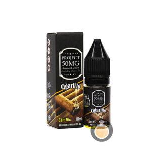 Project Ice - Cigarillo Salt Nic - Online Vape Juice & E Liquid Store
