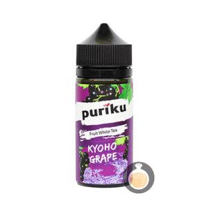 Puriku - Fruit White Tea - Malaysia Online Vape Juice & E Liquid Store
