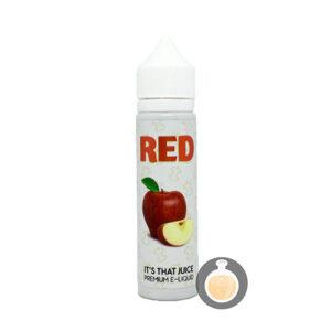 Red Apple - It's That Juice - Vape E Juices & E Liquids Online Store | Shop
