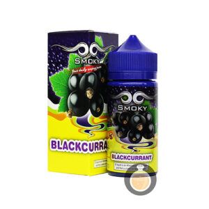 Smoky - Blackcurrant - Online Cheap Vape Juice & E Liquid Store | Shop