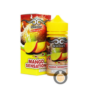 Smoky - Mango Sensation - Malaysia Online Vape Juice & E Liquid Store