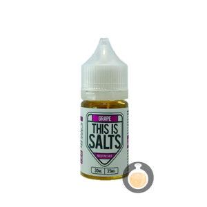 This Is Salts - Grape - Malaysia Vape E Juices & E Liquids Online Store