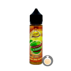 Vaptized - Al Fakheer Double Apple Flavour - E Juice & E Liquid Store