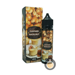 Vaptized - Custard Hazelnut - Malaysia Vape E Juice & E Liquid Store