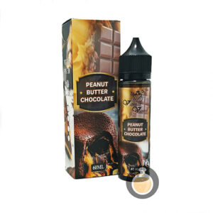 Vaptized - Peanut Butter Chocolate - Malaysia E Juice & E Liquid Store
