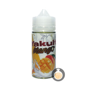 Terminal - Yakult Mango - Malaysia Vape E Juices & E Liquids Online Store