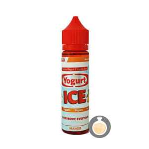 Yogurt Ice - Mango - Malaysia Best Online Vape E Juices & E Liquids Store