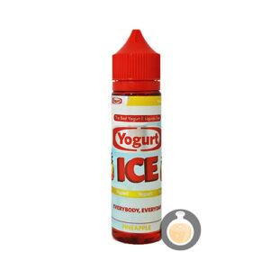 Yogurt Ice - Pineapple - Malaysia Vape E Juices & E Liquids Online Store