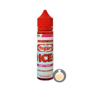 Yogurt Ice - Strawberry - Malaysia Vape E Juices & E Liquids Online Store