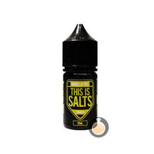 This Is Salts - Tobacco Series Vanilla TBC - Vape Juices & E Liquids Store