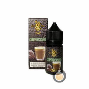 Geng Vape - Gold Bean Salt Cappuccino