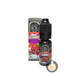 Project Ice Fruity Series - Grapple Salt Nic- Vape Juices & E Liquids Store