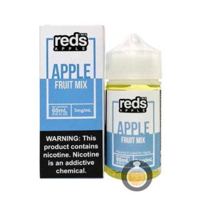 7 Daze - Reds Apple Fruit Mix - Wholesale Vape Juice | E Liquid Distrutor