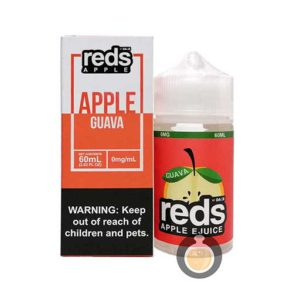 7 Daze - Reds Apple Guava - Malaysia Vape Juice & US E Liquid Store
