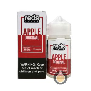 7 Daze Red Apple - Origin 60ml