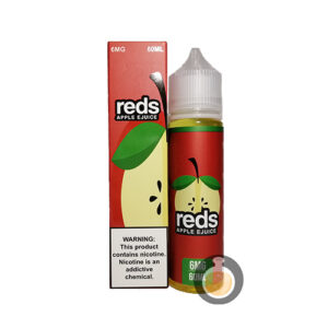 7 Daze - Reds Apple Original - Malaysia Vape Juice & US E Liquid Store