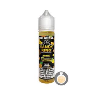 Candy King - Tropic Bubblegum - Malaysia Vape Juice & US E Liquid Store