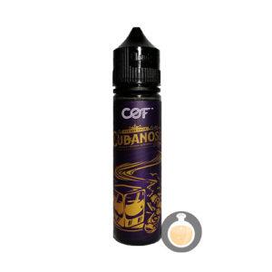 Cloudy O Funky - Cubanos Midnight Tobacco - Vape Juice & E Liquid Store