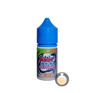 Cloudy O Funky - Super Cool Salt Series Guava Peach - Vape Juice & Liquid