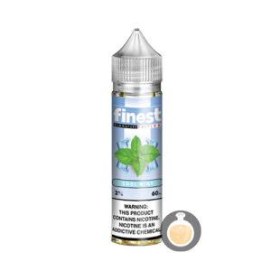 Finest Signature - Cool Mint - Malaysia Vape Juices & US E Liquids Store