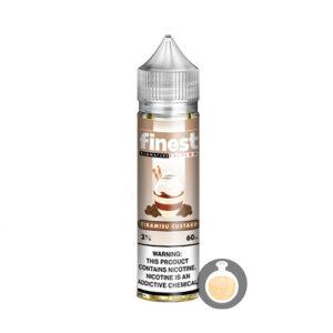 Finest Signature – Tiramisu Custard - USA Vape Juices & E Liquids.