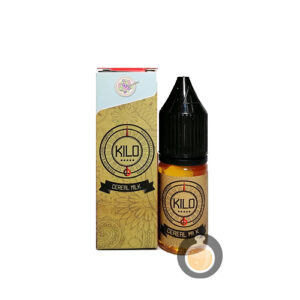 Kilo - Salt Nic Cereal Milk - Malaysia Vape Juice & US E Liquid Online Store