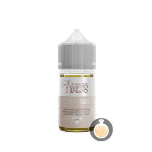 Naked 100 - Salt Nic Cuban Blend - Malaysia Vape Juice & US E Liquid