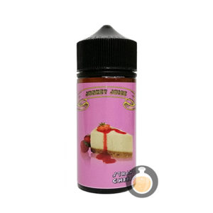 Junkey Juice - Strawberry Cheese Cake - Wholesale Vape Juice & E Liquid
